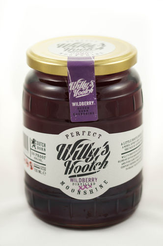 Willy's Hootch Wildberry